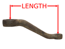 Pitman Arm Length Measurement