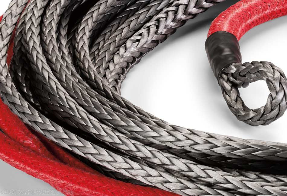 How Much Do Synthetic Winch Rope and Wire Rope Weigh? - Roundforge