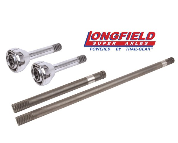 Trail Gear longfields 30 spl axle set