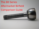FJ80 Birfield Comparison Guide Title