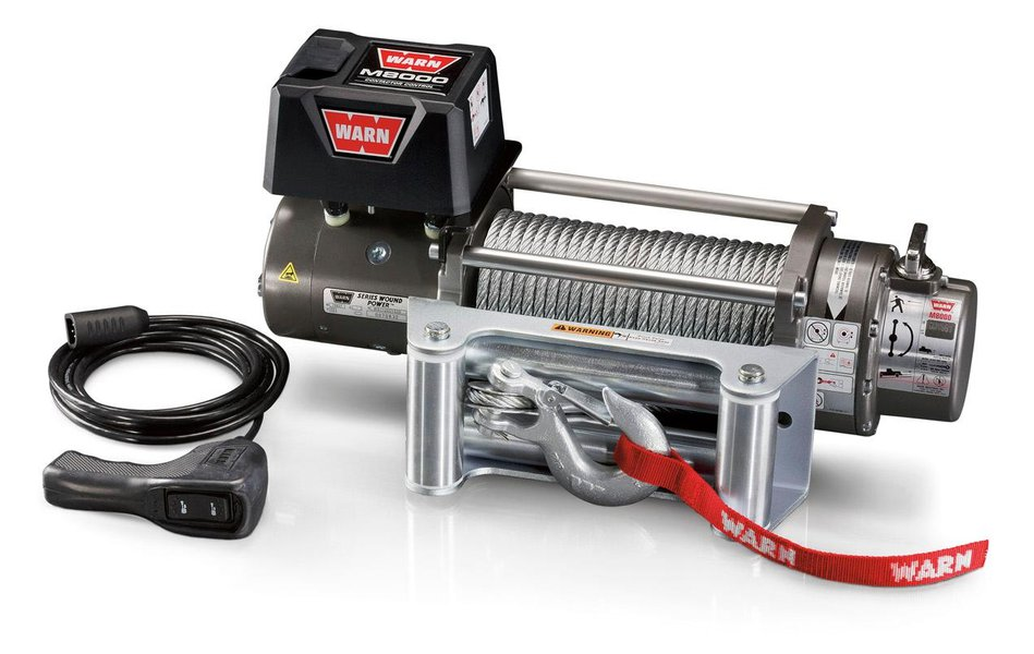 The Warn M8000 and M8 Winch Buyer's Guide - Roundforge Warn Winch Solenoid Wiring Diagram on
