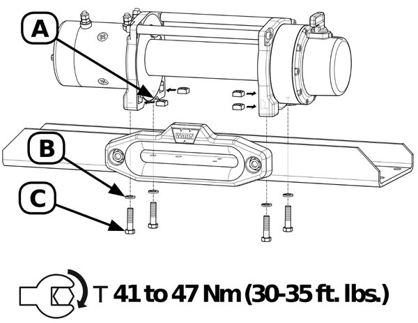 land rover winch wiring diagram the warn m8000 and m8 winch buyer's guide - roundforge 1995 land rover discovery wiring diagram #13