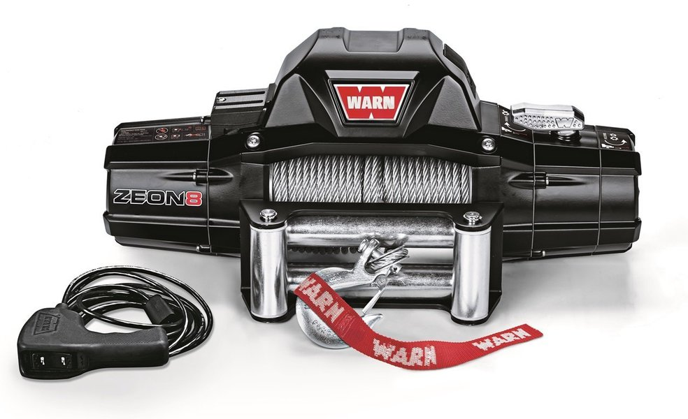 Find Out What Size Winch You Need Right Now! - Roundforge