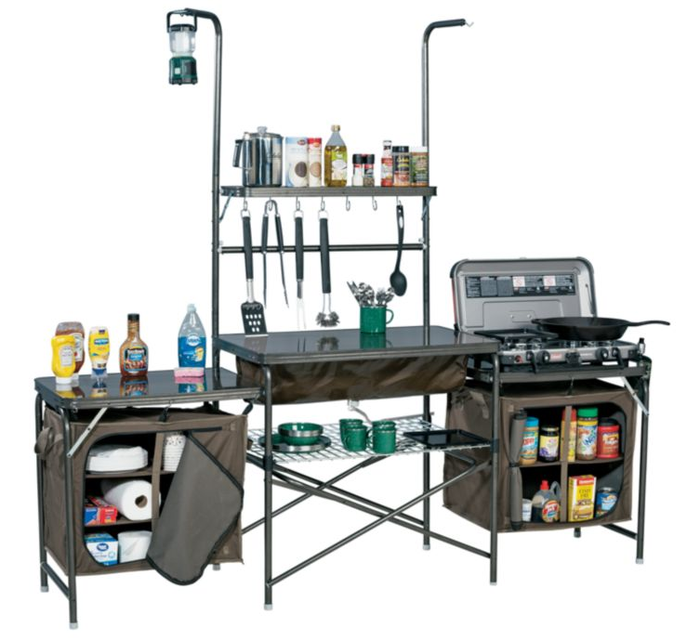 Cabela S Deluxe Camp Kitchen Sink