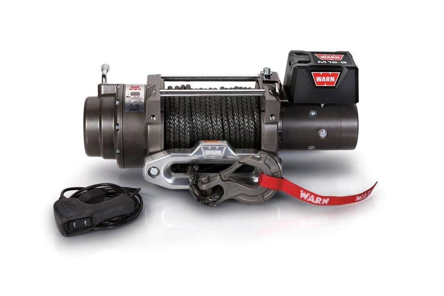 Complete Specs Warn M12000 S 12v Winch 97720 Roundforge
