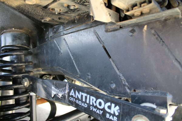 3 Jeep Xj Frame Stiffeners To Keep Your Rig From Tearing